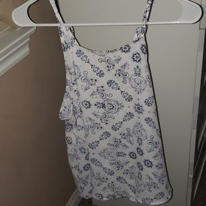 Hollister halter blouse, medium
